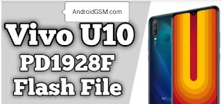How To Download Flash File Vivo U10 PD1928F Original Firmware ROM 100% tested