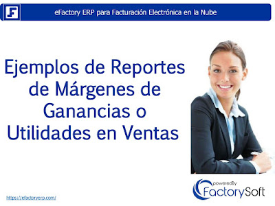 eFactory Software ERP en la Nube Latinoamericano