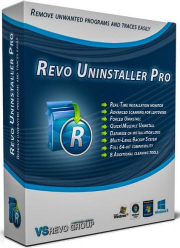 Download Revo Uninstaller Pro 3.1.5 Portable