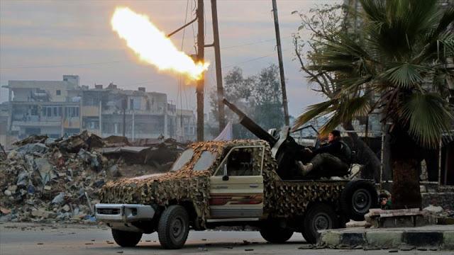 """""""EEUU compró armas obsoletas en Europa para entregar a Daesh"""""""