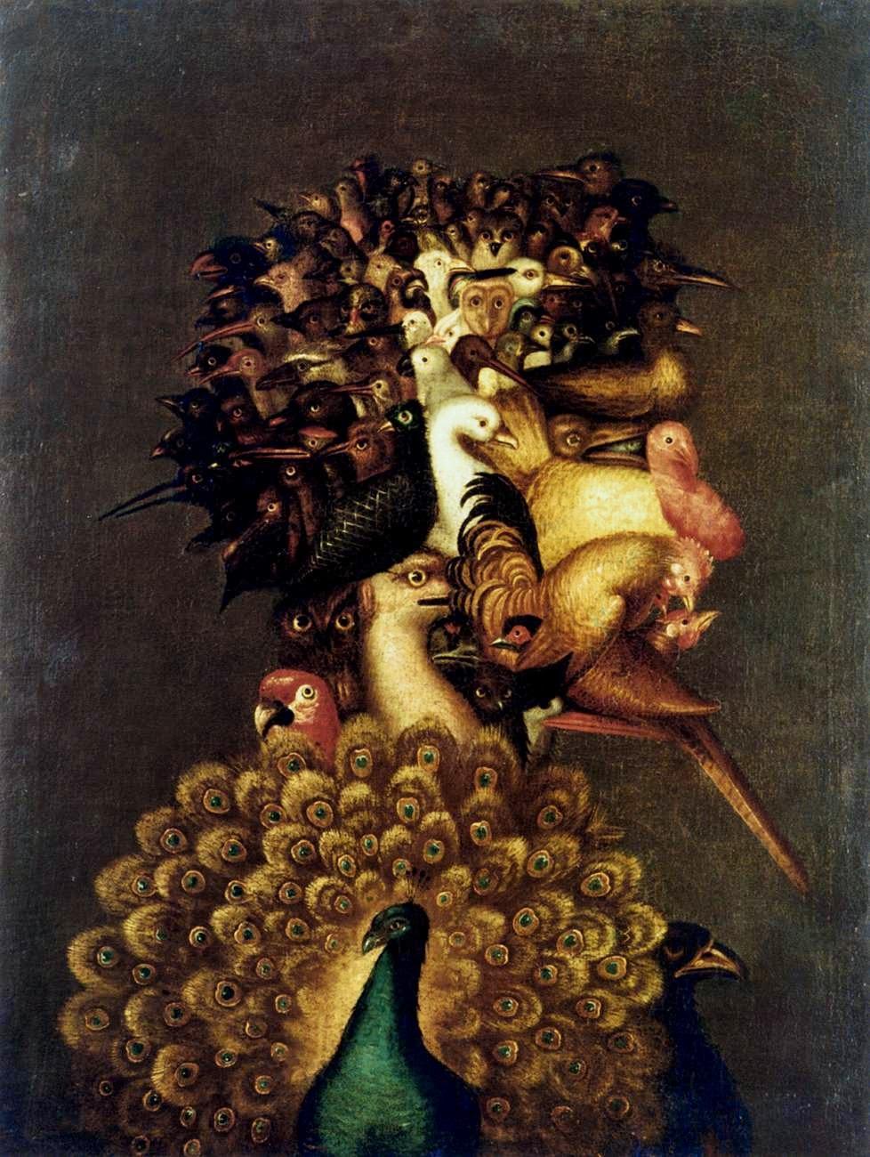"""Ar - Giuseppe Arcimboldo e suas fantásticas pinturas ~ Inclui """"As Quatro Estações"""""""