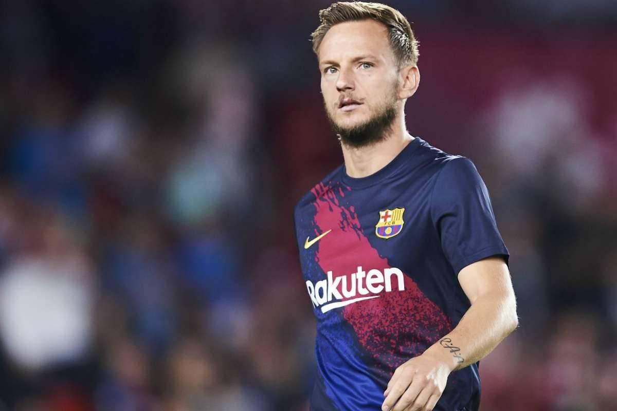 برشلونة مستعد لتسهيل رحيل راكيتيتش الي اشبيلية