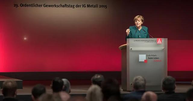 Το Βερολίνο παίζει βρώμικο ρόλο, ενθαρρύνει τον Ερντογάν