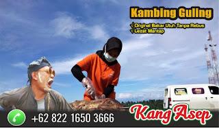 Kambing Guling Lembang Live Barbecue, kambing guling lembang, kambing guling,