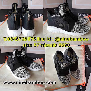 รองเท้าผ้าใบส้นหนาใหม่ MISTY MYNX SNEAKER ไซส์37 สีดำ นำเข้าUK พร้อมส่งBS0112 B2,590.00บาท