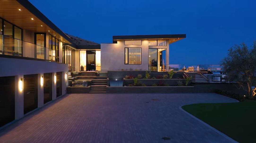 43 Interior Design Photos vs. 3881 Puerco Canyon Rd, Malibu, CA Ultra Luxury Mansion Tour