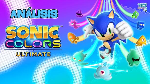 Análisis de Sonic Colours Ultimate para Nintendo Switch