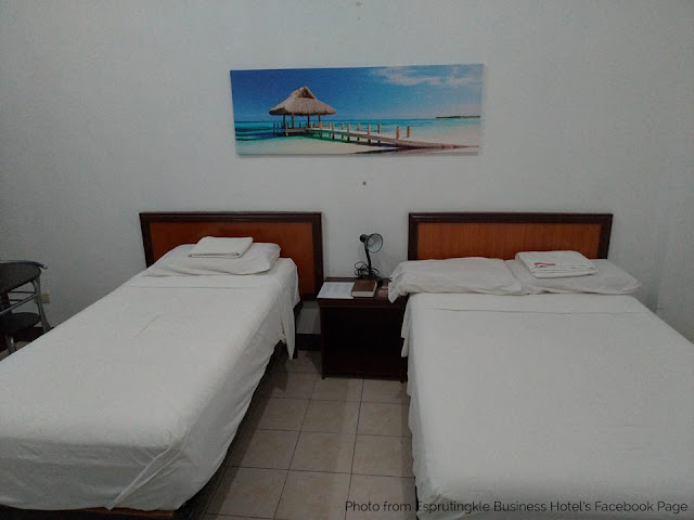 esprutingkle business hotel rooms