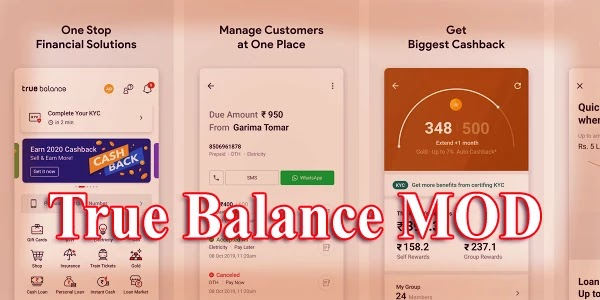 True Balance MOD APK v4.08.01 Unlimited Money 2020