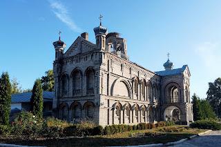 Мирополье. Церковь во имя иконы Божией Матери «Всех скорбящих радосте»