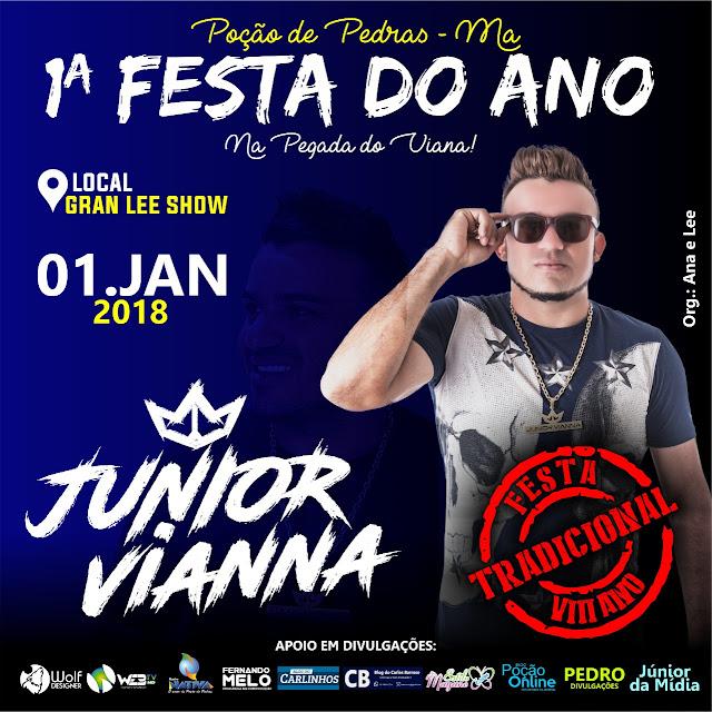 Show de Júnior Vianna