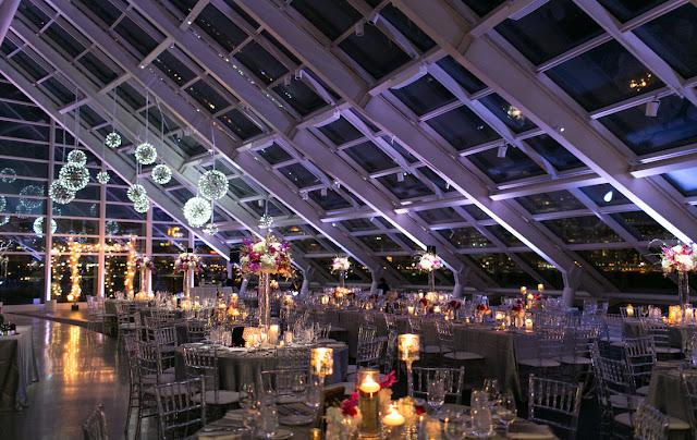 Best Wedding Venues Chicago Adler Planetarium Chicago