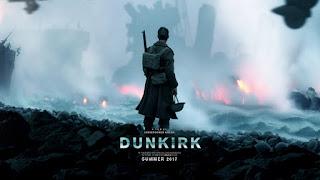 El rodaje de Dunkerque