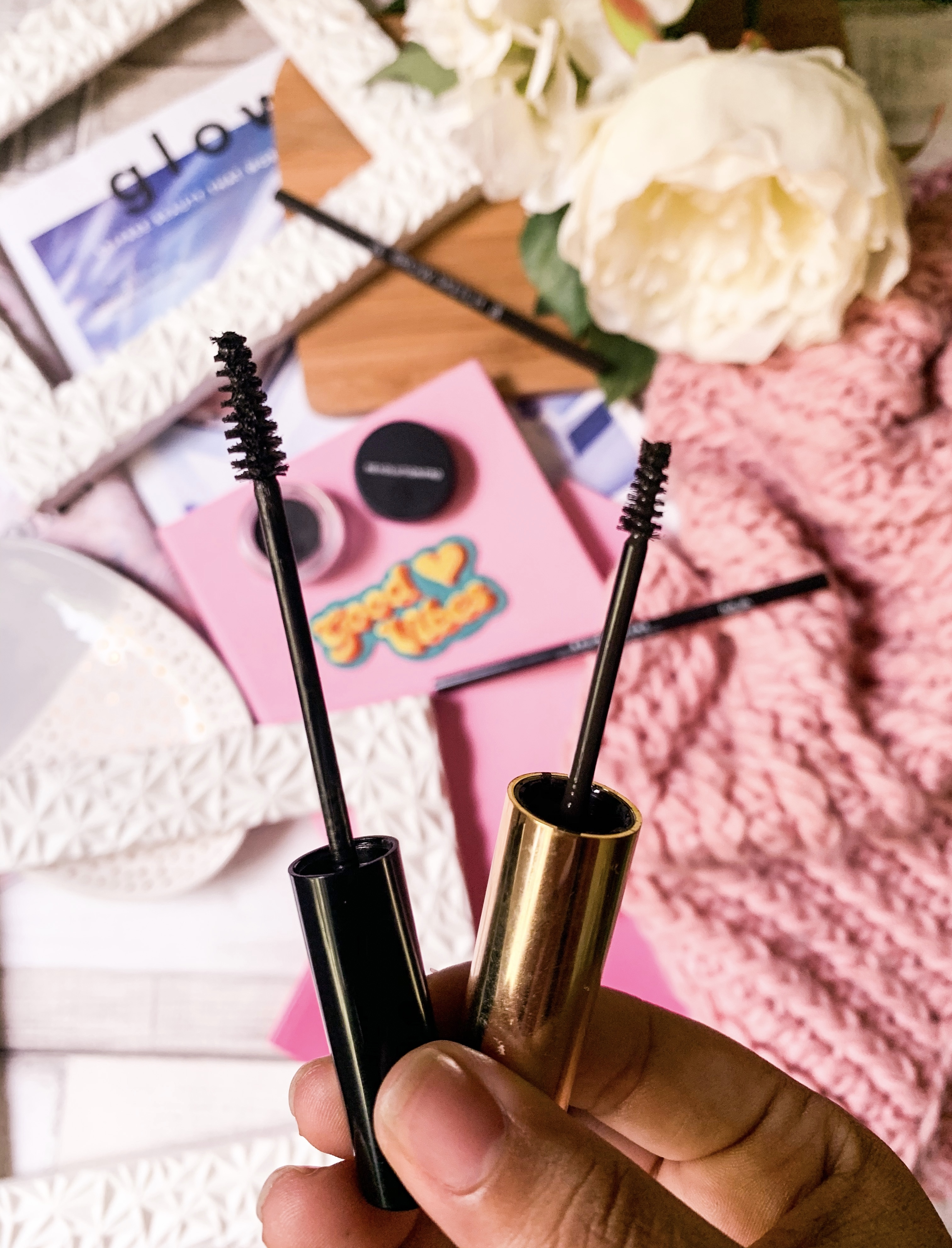 Best Budget Brow Gel and Mascara