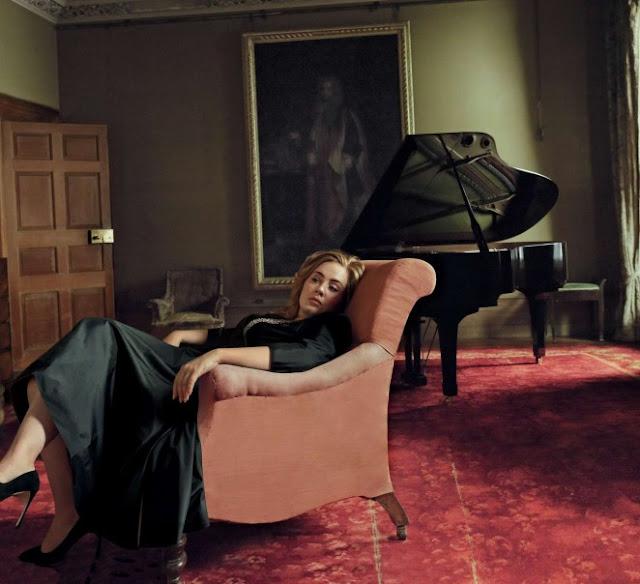 Adele – Vogue Magazine (March 2016)