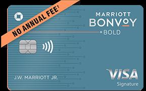 Marriott Bonvoy Bold Credit Card (30,000 Bonus Marriott Points] Review