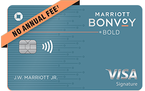 Marriott Bonvoy Bold Credit Card No Annual Fee Review [1 Free Night (35k Points) or 30,000 Bonus Marriott Points Offer]