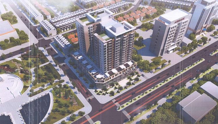 Không gian quanh dự án Chung Cư Dabaco Lý Thái Tổ, Tp Bắc Ninh