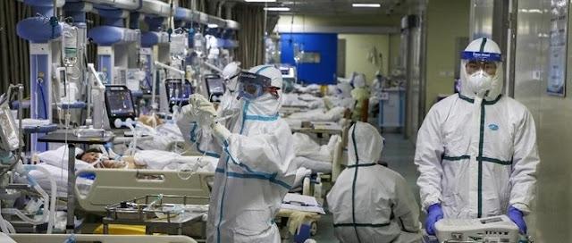 Ayo Dukung Tenaga Medis (Kesehatan) Covid-19