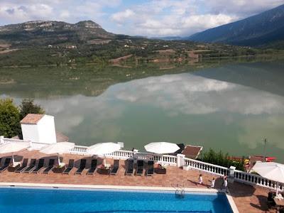 Hotel Terradets en el Montsec