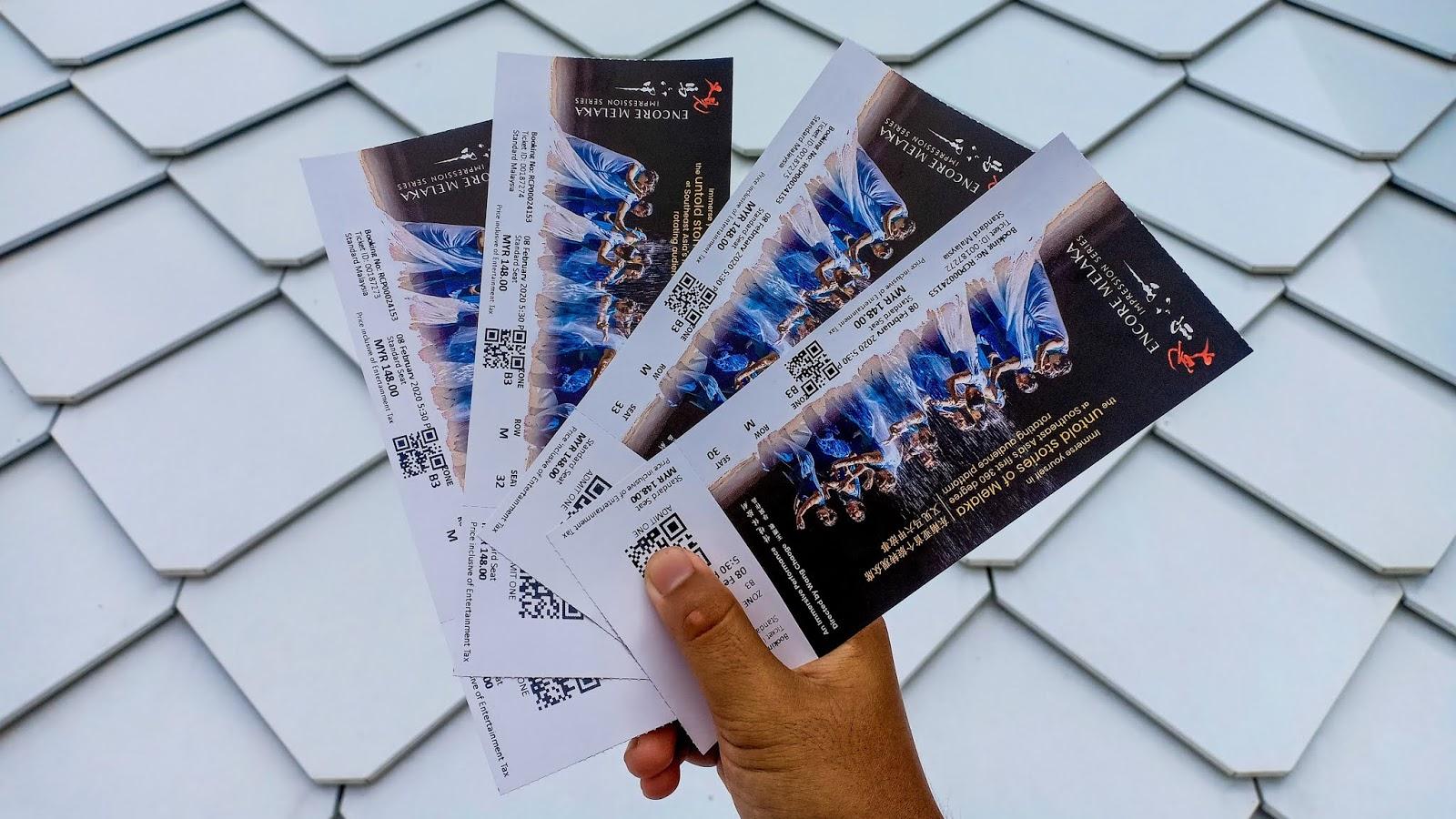 Encore Melaka - Impressions Series