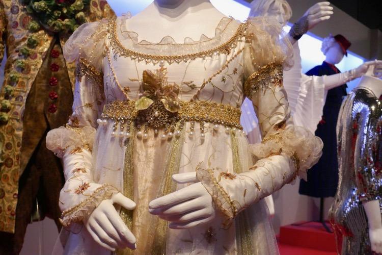 Nutcracker and the Four Realms Clara costume