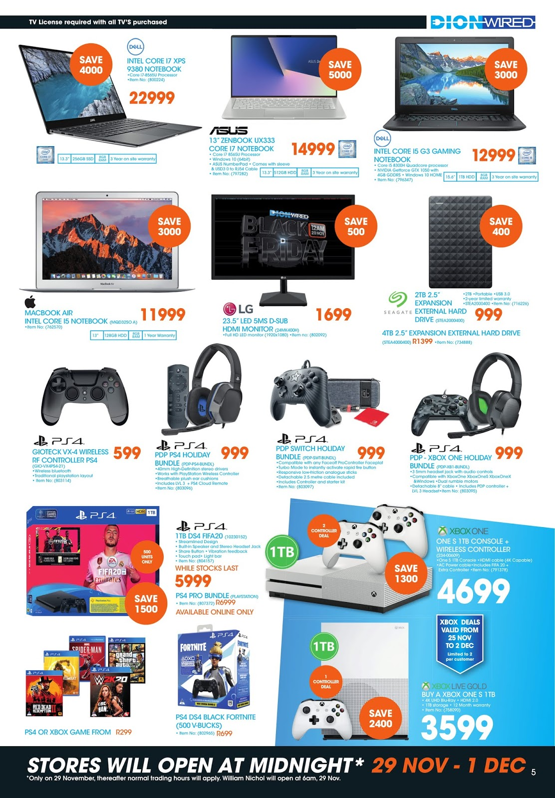 Dion Wired Black Friday Deals Page 5