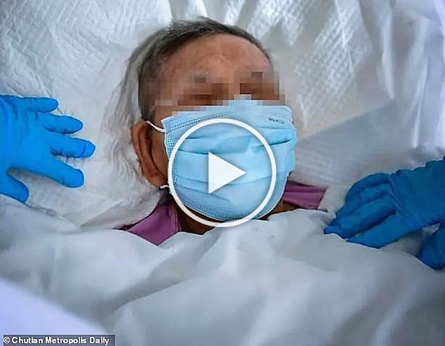 Оптимистична новина: 103-годишна китайка се излекува от коронавируса за по-малко от седмица (ВИДЕО, СНИМКИ)