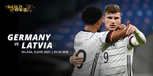 PREDIKSI PARLAY GERMANY VS LATVIA