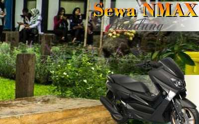 Rental sepeda motor N-Max Jl. Komplek Perumahan Land Estate Cikutra Baru Bandung