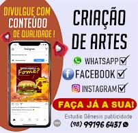 CRIAÇÃO DE ARTES/GENESIS