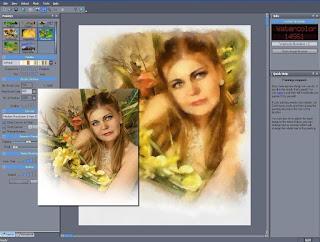 تثبيت و تفعيل أفضل برنامج لجعل صورك الخاصة لوحة فنية Dynamic Auto-Painter PRO