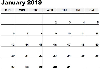 Download Printable Calendar Free Templates