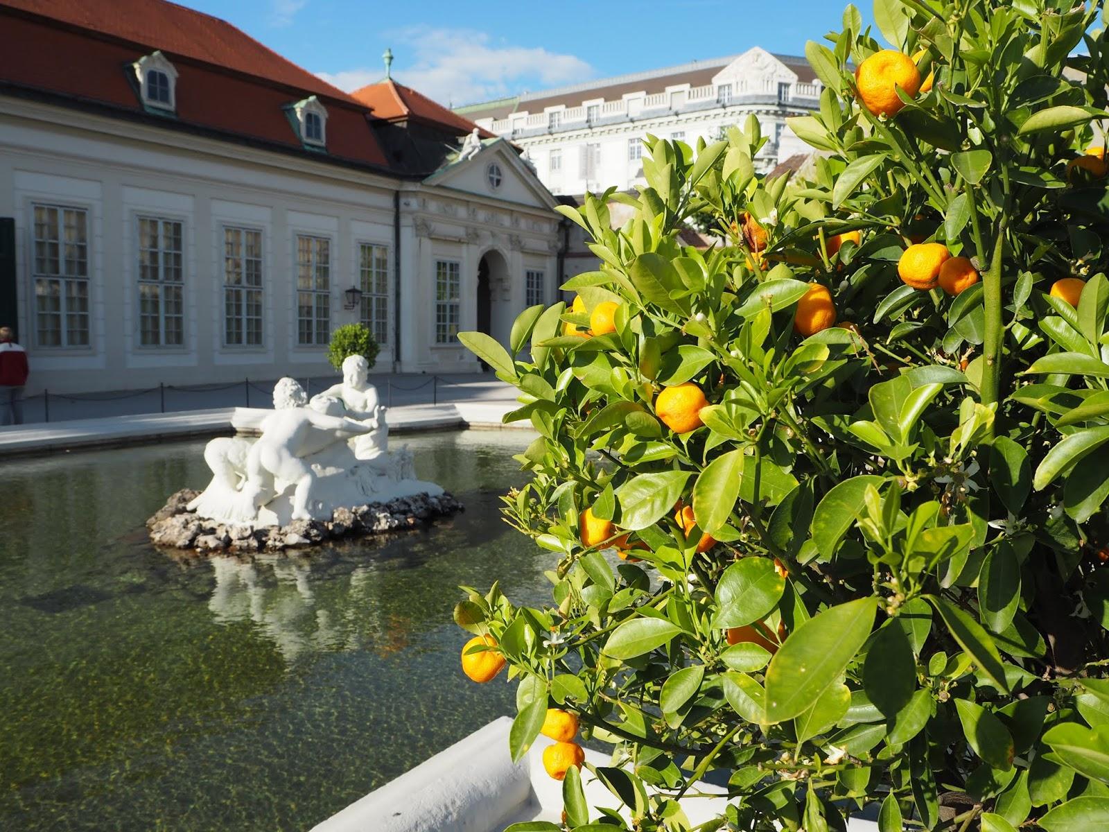Orangery in vienna