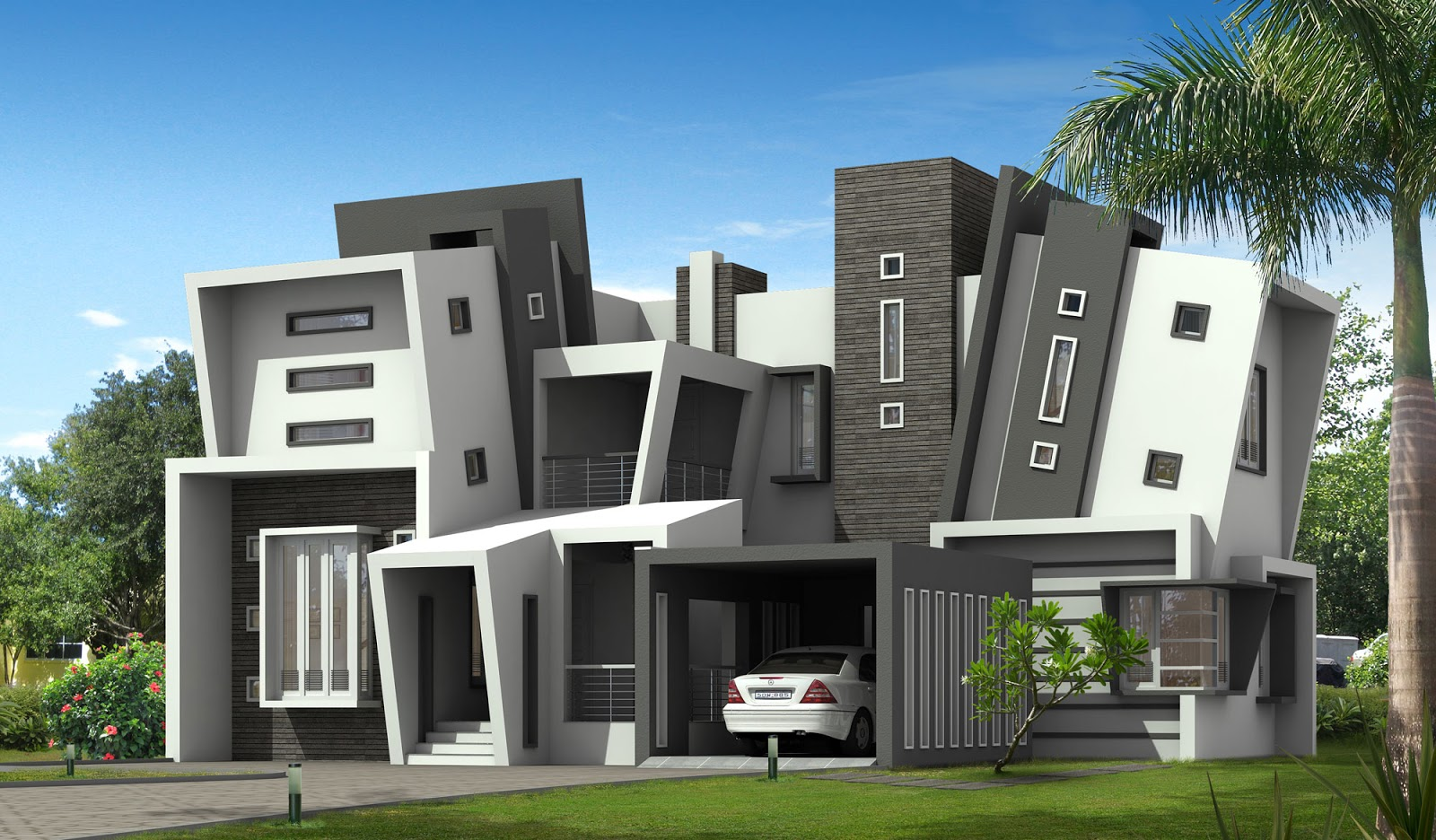 Architectural Designs For Modern Houses House Plans Design And