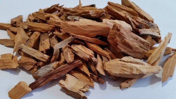 Hương thơm của gỗ tự nhiên có thể xua đuổi côn trùng