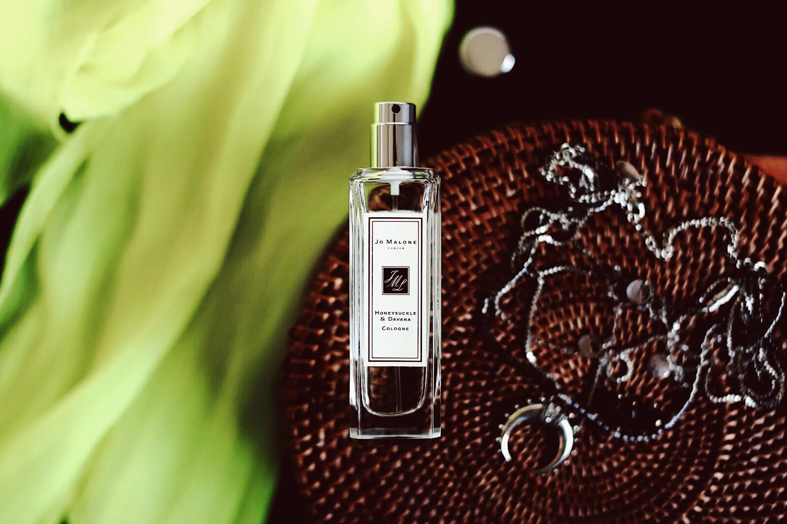 jo malone honeysuckle davana parfum avis test
