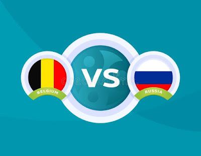""".@ مباراة بلجيكا وروسيا """" يلا شوت بلس """" مباشر 12-6-2021 والقنوات الناقلة ضمن يورو 2020"""
