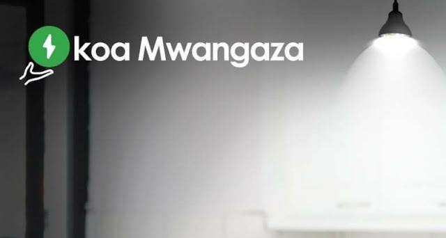 Okoa Mwangaza