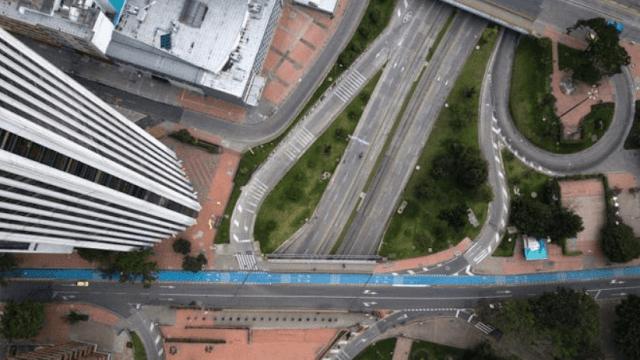 Bogotá, Colombia: coronavirus impact on the world