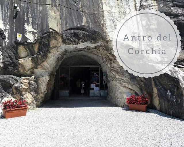 Antro del Corchia: le grotte di Levigliani