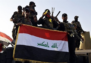 Iraq Holds Military Parade