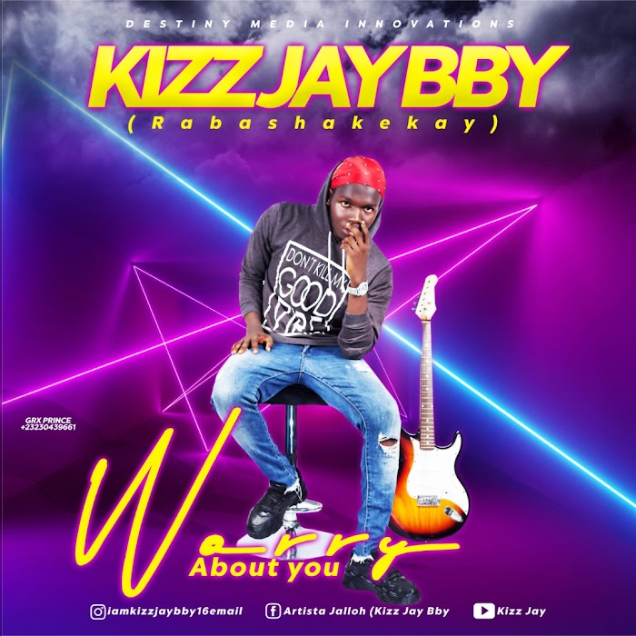 Music:Kizzjay_Bby-Warry about you#Nairaflavor