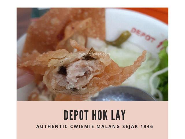 Ngicipin cwiemie depot legenda Hoklay Malang