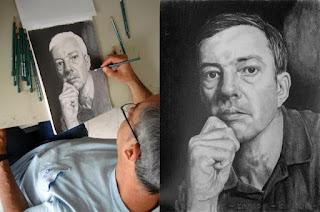 artistas realistas de colombia, Jorge Marin