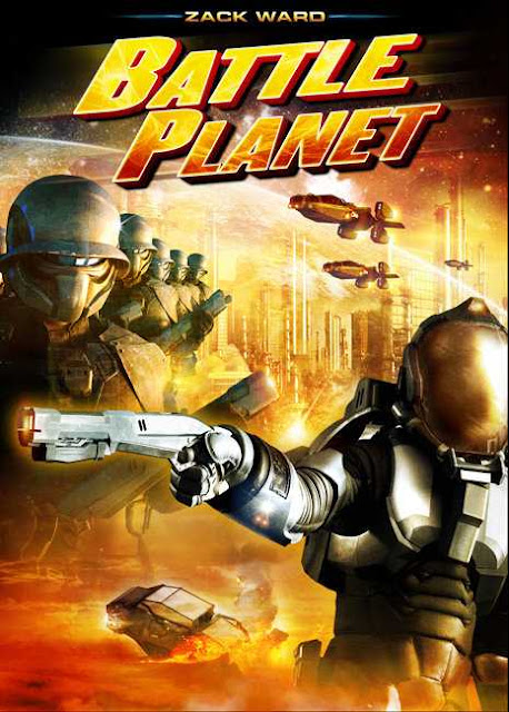 Poster Battle Planet 2008 Full Movie Dual Audio Hindi Download