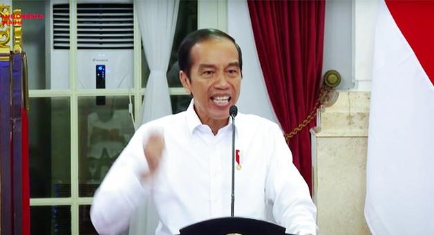 Geram Lihat Kerumunan, Jokowi Minta Kapolri, Panglima TNI, dan Satgas Covid-19 Bersikap Tegas