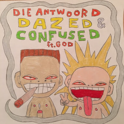 "DIE ANTWOORD ""Dazed and Confused"" (feat. God)"