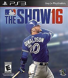 MLB 16 The Show PS3 Torrent