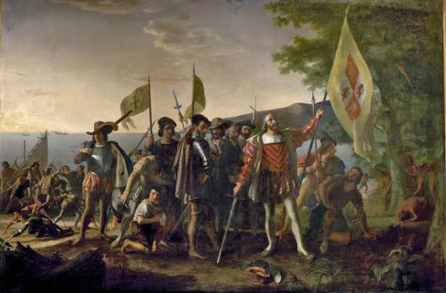 Columbus legacy